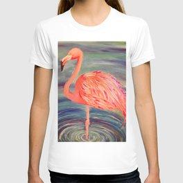 Fancy Flamingo T-shirt