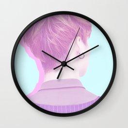 Pastel JB Wall Clock