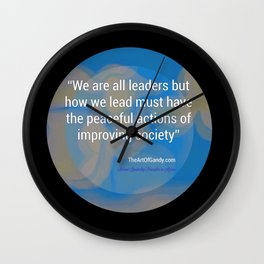 Leading by improving Wall Clock