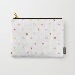 A Few of My Favorite Things Emojis Carry-All Pouch