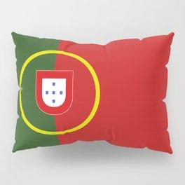 portugal flag Pillow Sham