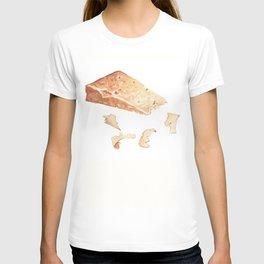 Parmigiano-Reggiano Cheese T-shirt