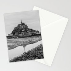 Mont-Saint-Michel Stationery Cards