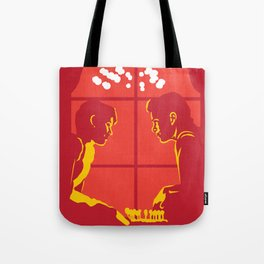 80s TEEN MOVIES :: SIXTEEN CANDLES Tote Bag
