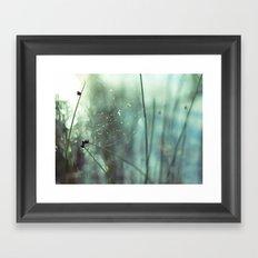 caught, beautifully Framed Art Print