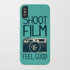 Shoot Film iPhone X Slim Case