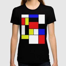 Mondrian #21 T-shirt