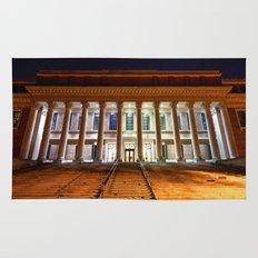 Harvard Library - Boston Rug