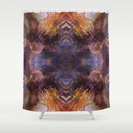 Hugin and Munin Shower Curtain
