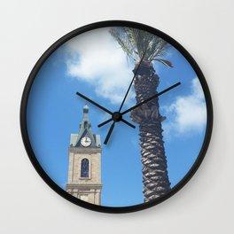 Clocking Jaffa Wall Clock