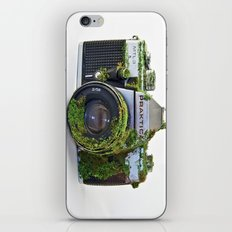 After We've Gone. Camera Uno iPhone & iPod Skin