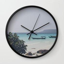 Koh Rung Wall Clock