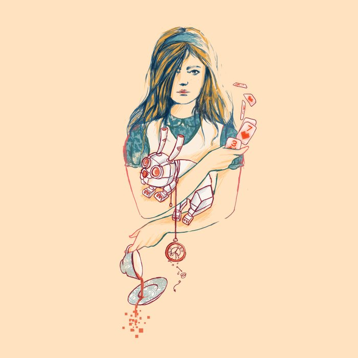 Alice Duvet Cover