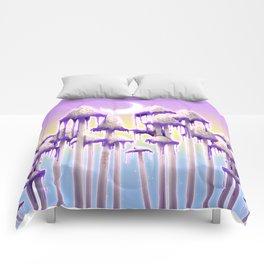 INKCAP - FANTASY VERS Comforters