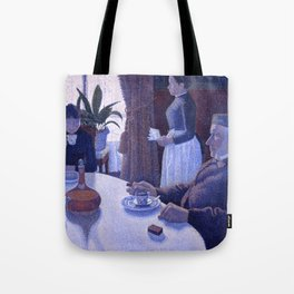 The Dining Room (aka Breakfast) Tote Bag