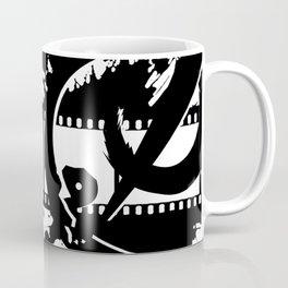 Badass Art Studio Logo with Title Coffee Mug