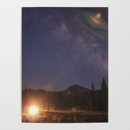 Beam me up Poster