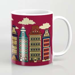 Amsterdam red Coffee Mug