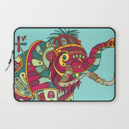 Mammoth, cool wall art for kids and adults alike Laptop Sleeve