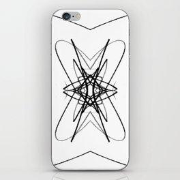 Imbratishare iPhone Skin