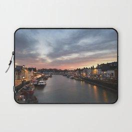 Harbour Sunrise Laptop Sleeve