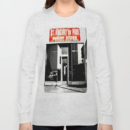Vinnie was here Long Sleeve T-shirt