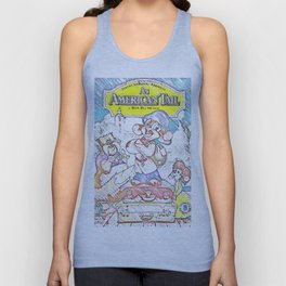 An American Tail Unisex Tank Top
