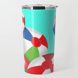 Beach Pop Travel Mug