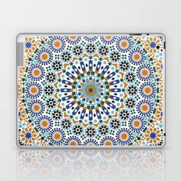 Moroccan Textile V1 Laptop & iPad Skin