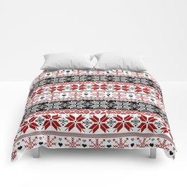 Winter Fair Isle Pattern Comforters