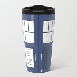 Smaller On The Outside Tardis Travel Mug