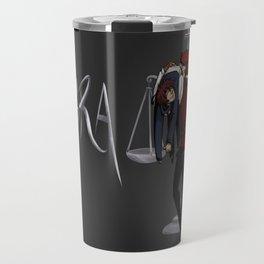 Kekkai Sensen: Libra Travel Mug