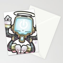 CONNECT_Bot022 Stationery Cards
