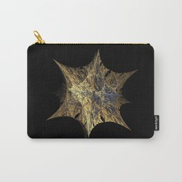 3D Fractal Star Carry-All Pouch