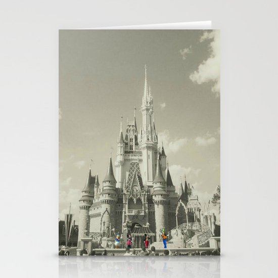 Walt Disney World Stationery Cards