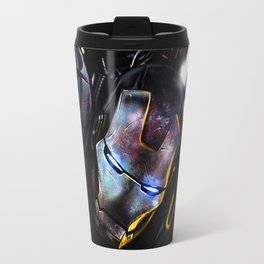 painting robot Travel Mug