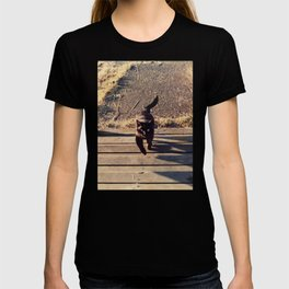 Sam the barn cat T-shirt
