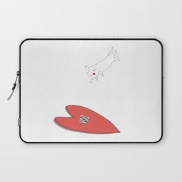 Falling In Love With You Laptop Sleeve
