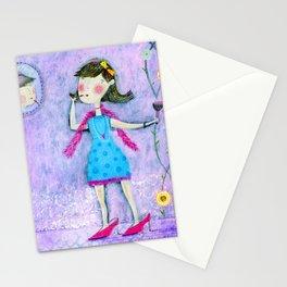 Children memories Stationery Cards