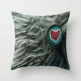 Be my Valentine! Throw Pillow