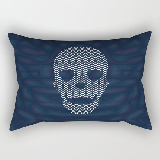 Dead Sea Rectangular Pillow