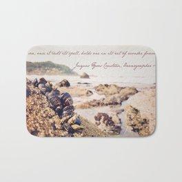 Ocean Wonder Bath Mat
