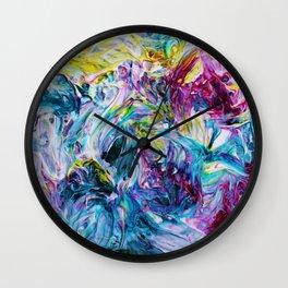 Untitled 4 Wall Clock
