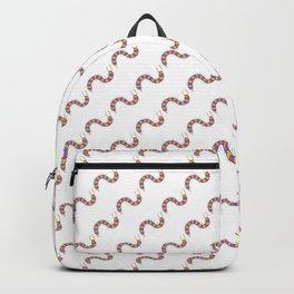AB039-19 Cute Bugs Pattern Backpack
