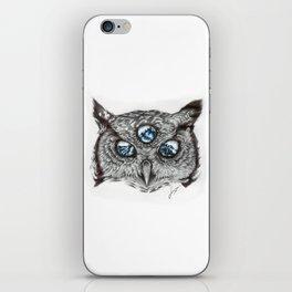 Mystic Owl iPhone Skin