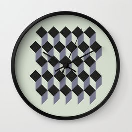 BottomAndShapeII/ Wall Clock