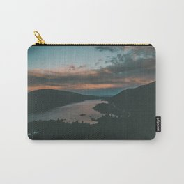 Columbia River Gorge Sunset Carry-All Pouch