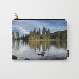 Time to Reflect Carry-All Pouch