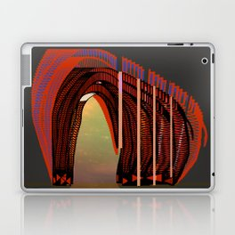 Entrance To The Unknown / Elephant 2 Laptop & iPad Skin