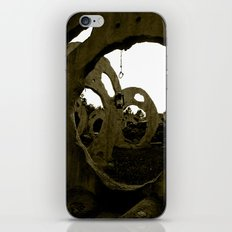 Screaming Lantern iPhone & iPod Skin